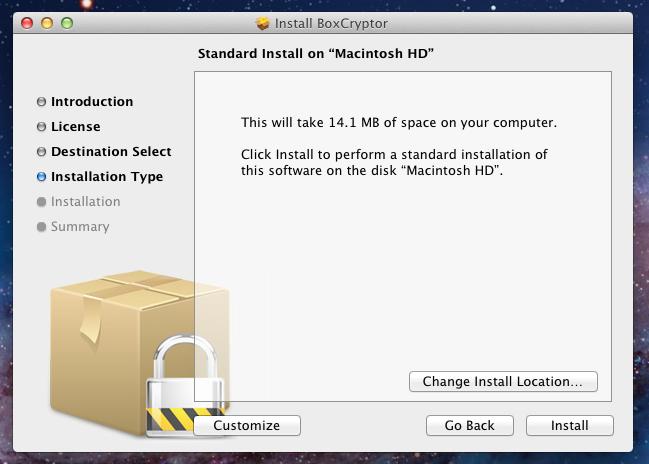 install dropbox on mac